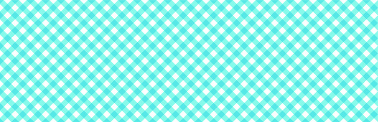 Blue tablecloth style. Vector gingham and bluffalo check line pattern. Checkered picnic cooking table cloth. Texture from rhombus, squares for plaid, tablecloths. Flat tartan checker print
