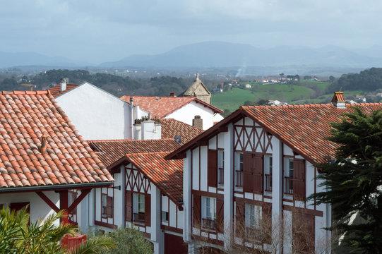 Bidart, village du Pays Basque