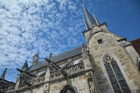 Les Riceys église (Aube)
