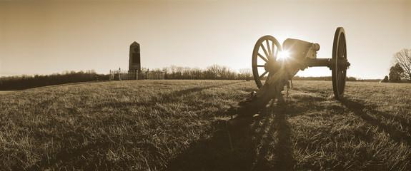 ve artillery at Manassaas