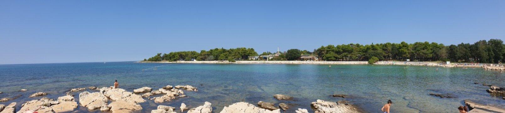 Laguna Stella Maris Beach Monterol in Kroatien