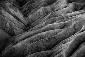 Death Valley Landscapes in Death Valley National Park, California.