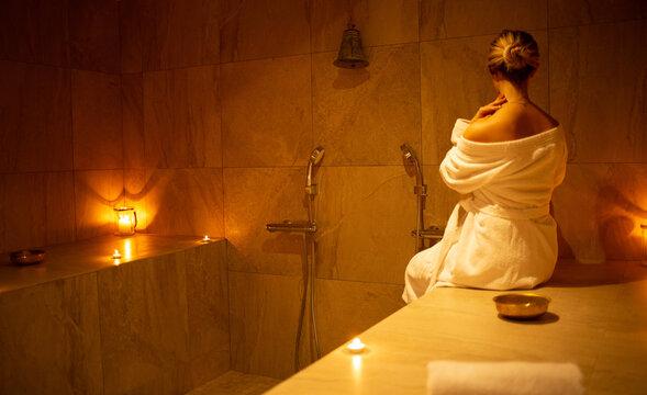 spa bien-être  sauna hammam