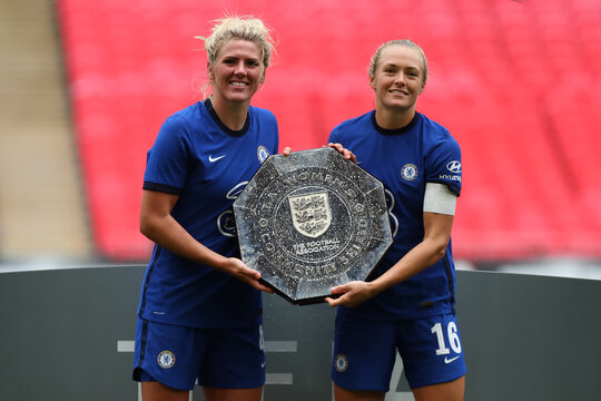 2020 Womens Community Shield Chelsea v Manchester City Aug 29th