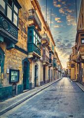 Gozian Street, Malta