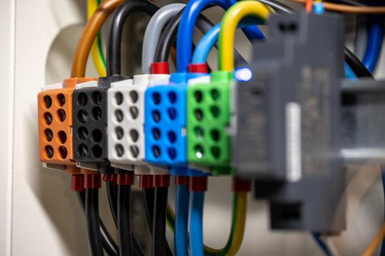Kabelklemmen