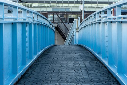 日本の歩道橋