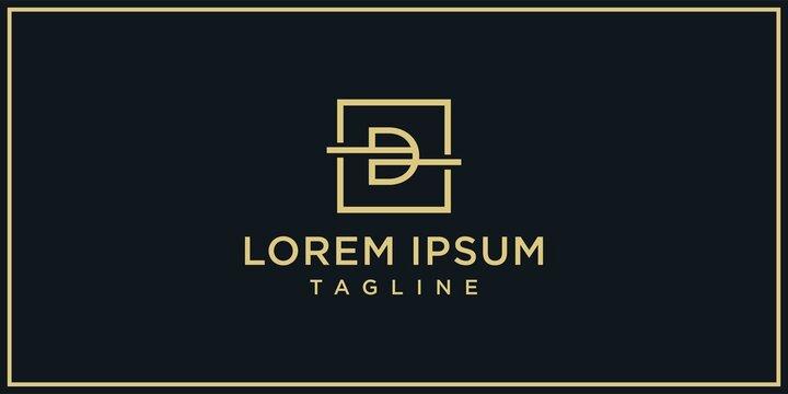 d elegance logo design
