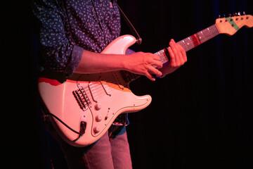 Fototapeta gitara obraz