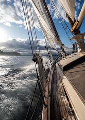 Sailing the PNW