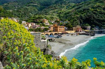 View of Monterosso al Mare - Cinque Terre, Liguria, Italy