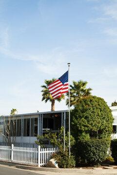 A Patriotic Home