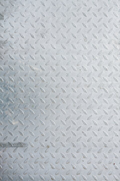 metal background with pattern.