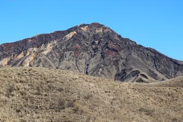 阿蘇 烏帽子岳の風景