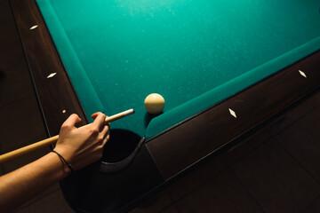details of billiards