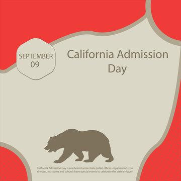 California Admission Day