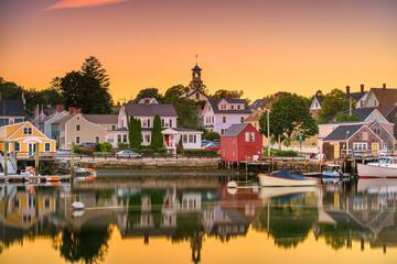 Fototapete - Portsmouth, New Hampshire, USA