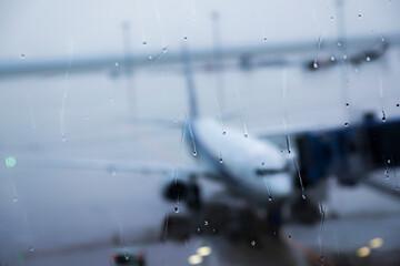 Traveling in rain