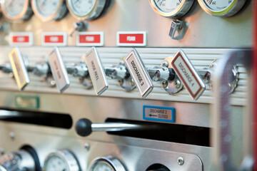 Firehouse: Fire Truck Pumper Controls