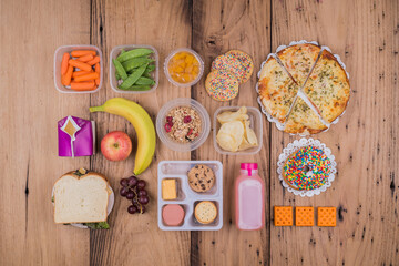 What to Pack for a School Lunch Healthy or Tasty
