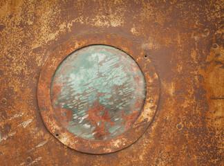 Rusty background.