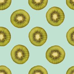 Kiwi, nahtloser Hintergrund