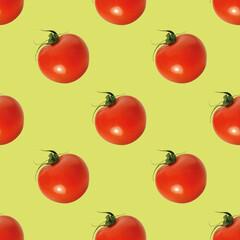 Tomate, nahtloser Hintergrund