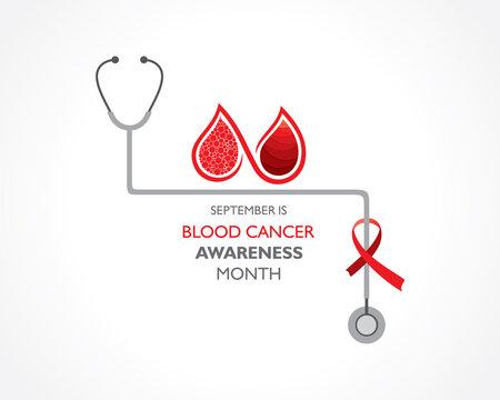 Blood Cancer Awareness Month observed in September.