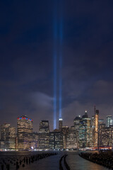 9/11 Mermorial in New York City, United States