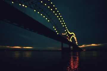 Hernando DeSoto Bridge, Memphis, TN