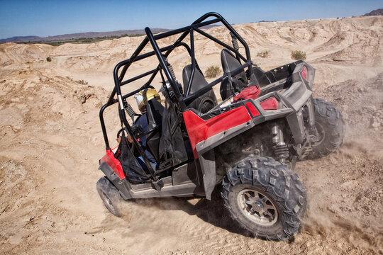 Desert Off Road Fun