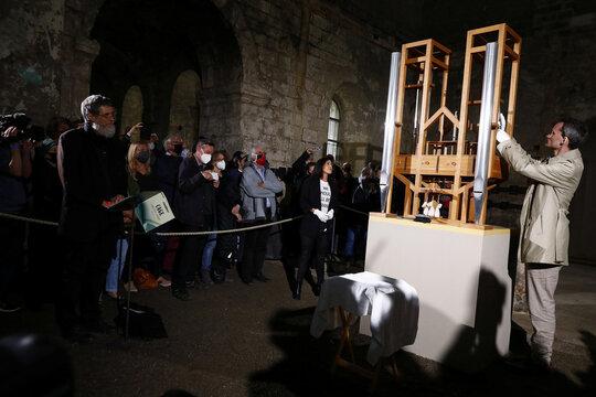 Note change in the world's longest-lasting organ performance in Halberstadt