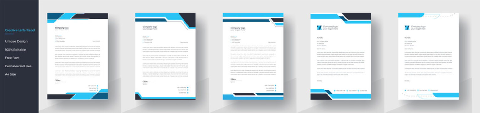 Letterhead Photos Royalty Free Images Graphics Vectors Videos Adobe Stock