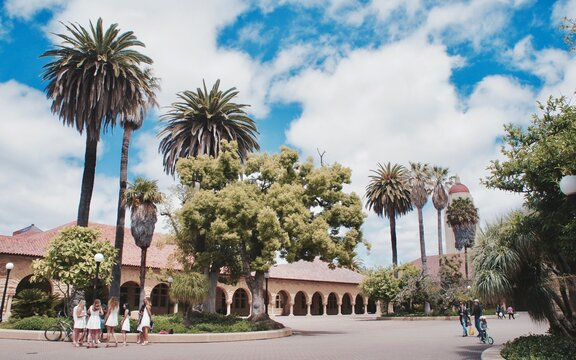 Stanford University, Stanford
