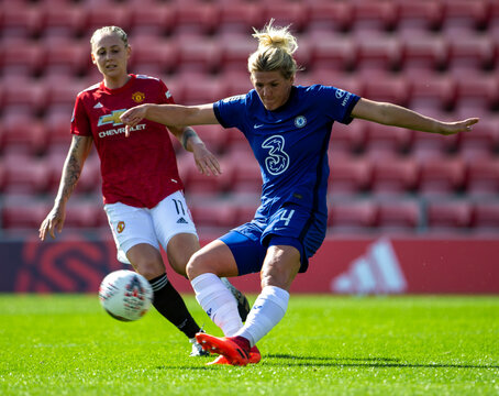 2020 Womens English Super League Manchester United v Chelsea Sep 6th