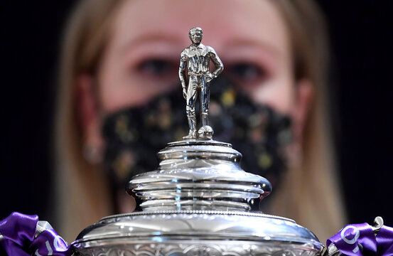FA Cup 1896-1910 amongst items for sale in forthcoming auction of Spectacular Sporting Trophies and Memorabilia at Bonhams, in London
