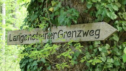 Langensteiner Grenzweg