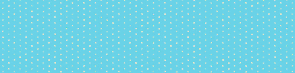 Photo sur Plexiglas Pop Art Abstract Color Halftone Dots generative art background illustration