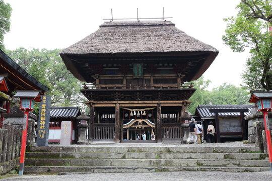 熊本県人吉市 青井阿蘇神社
