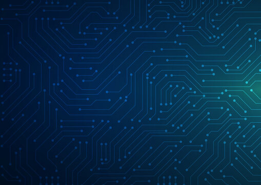 Abstract technology background. Circuit board