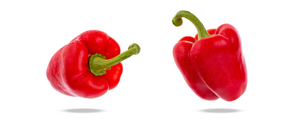 Red Bell Pepper.