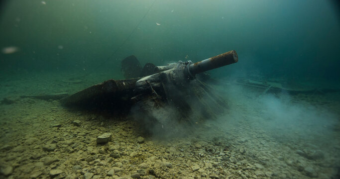 The wrecks of Thunder Bay National Marine Sanctuary represent generations of life on the Great Lakes, and because many of them are accessible via diving and snorkeling.