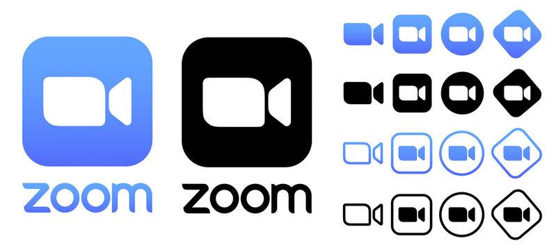 zoom vector