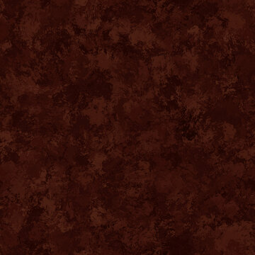 abstract rich dark brown earth nature paint texture seamless pattern background