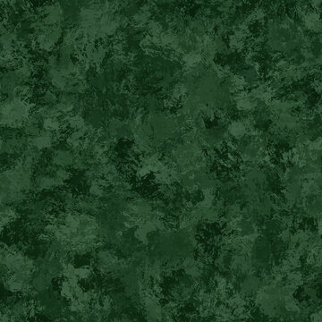 abstract rich dark green earth nature paint texture seamless pattern background