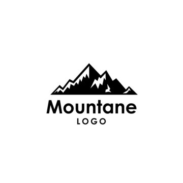 this is a creative mountain logo