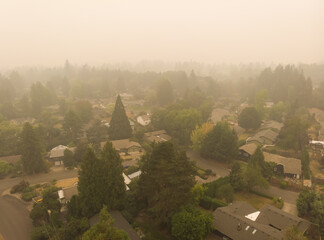 City of Oregon Smoke Filled Evacuation and Emergency