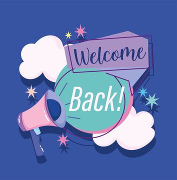 reopening, welcome back announce restart business