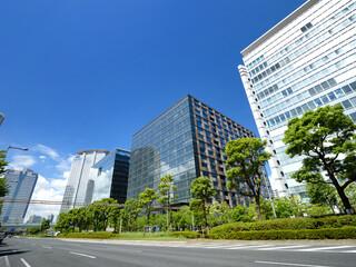 Fototapete - 東京都 豊洲