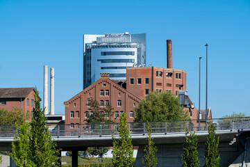 Industrie- und Bürogebäude in Heilbronn
